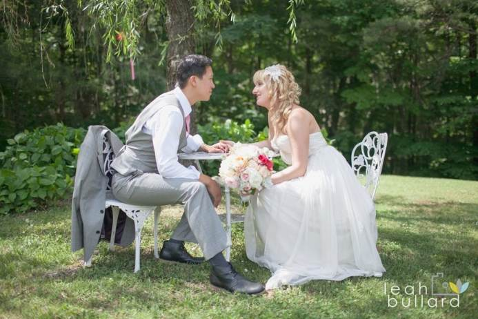 Smoky Mountain Outdoor Wedding - Christopher Place