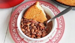 soup beans, cornbread