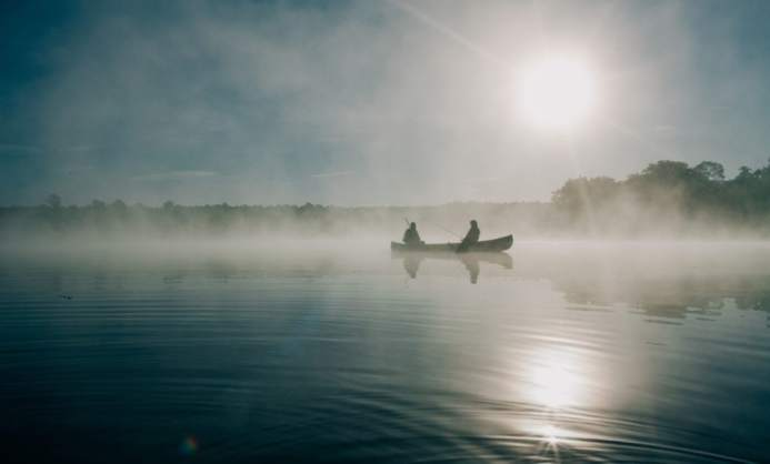 Douglas Lake Fishing Smoky Mountains Newport TN