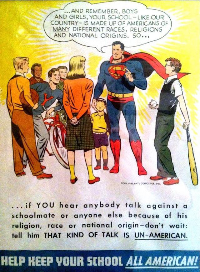 Superman_Thinks_Donald_Trump_Is_Unamerican_and_a_racist_bigot