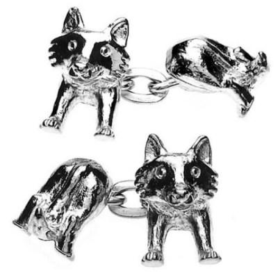 fox cufflinks