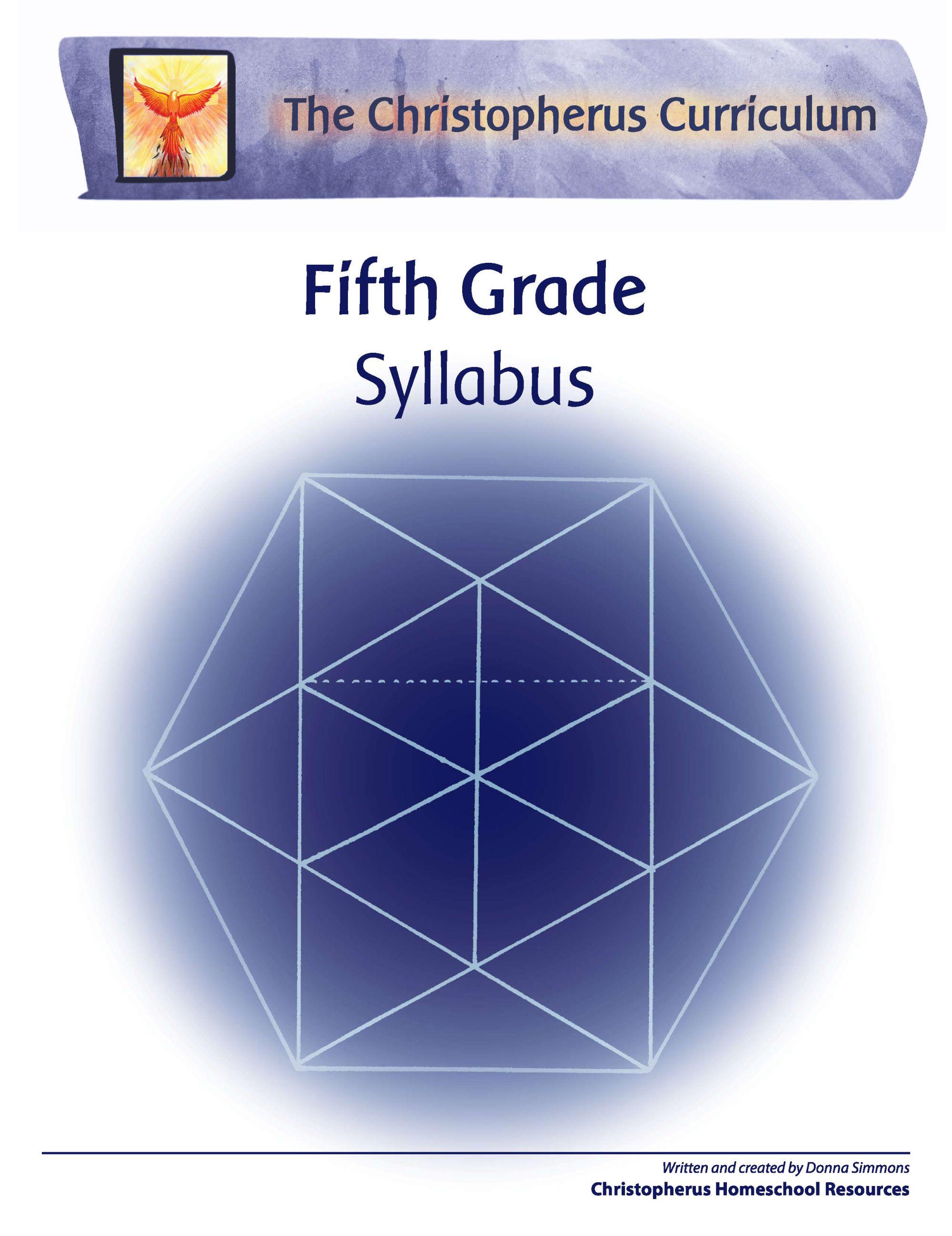 hight resolution of Christopherus Homeschool Resources » Fifth Grade Curriculum