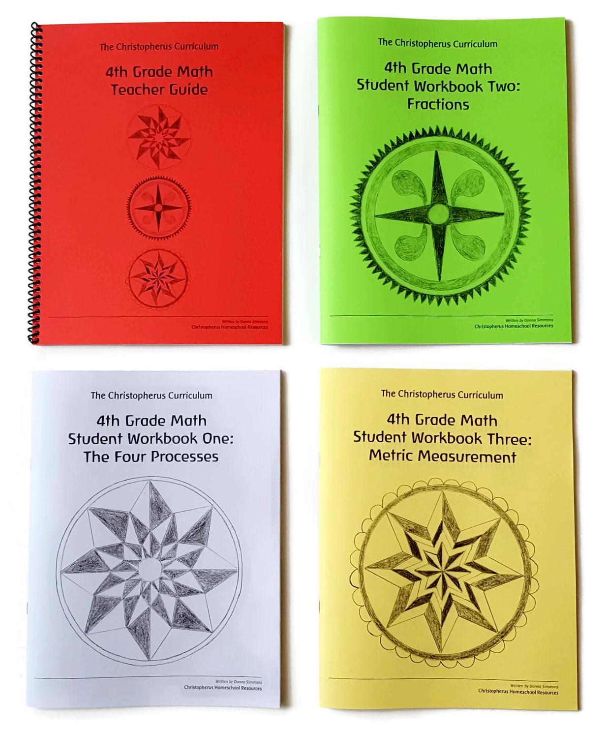 Christopherus Homeschool Resources Fourth Grade