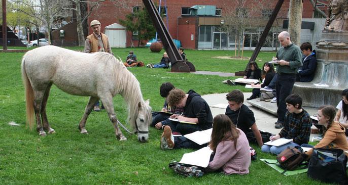 Horses Pratt