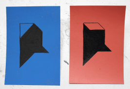 Optimal Design Tangrams © Thornton Kimmell (Project Summary)