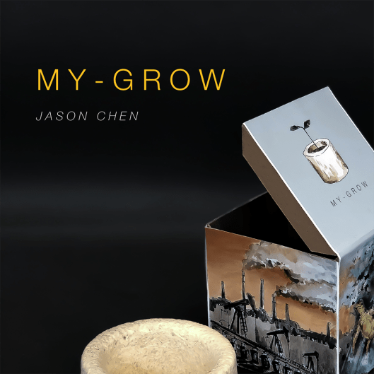 MY-GROW © Jason Chen (Project Summary)