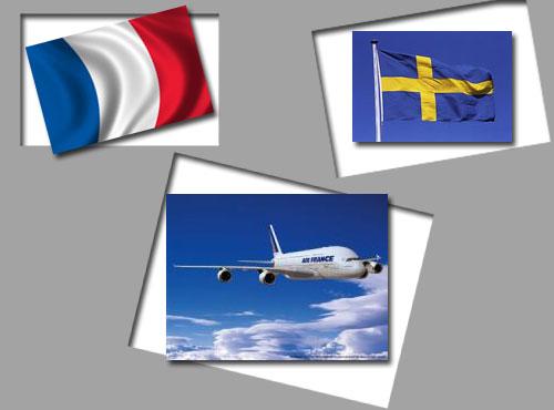 Voyage à Stockholm