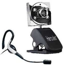 Webcam Hercules Deluxe Optical Glass