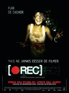 Affiche de REC