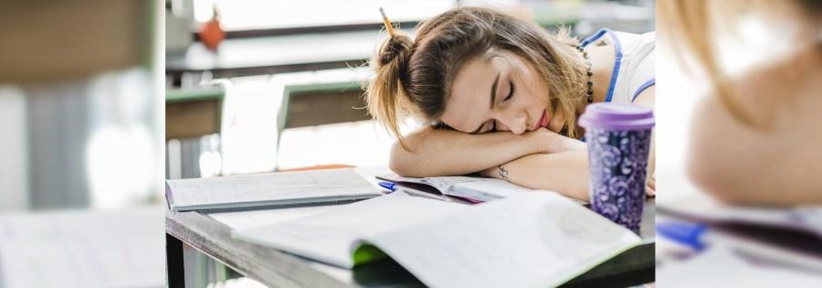 troubles du sommeil et de l'apprentissage