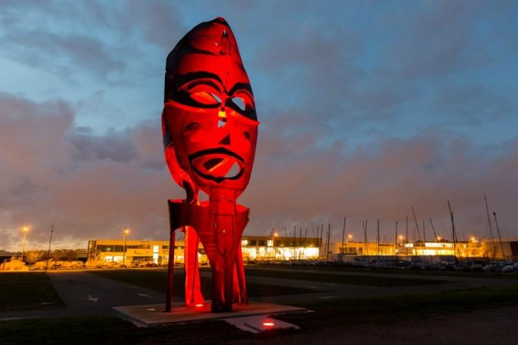 reportage pour Lumteam fournisseur d'éclairages à Brest