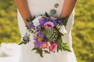 reportage mariage bouquet photographe quimper