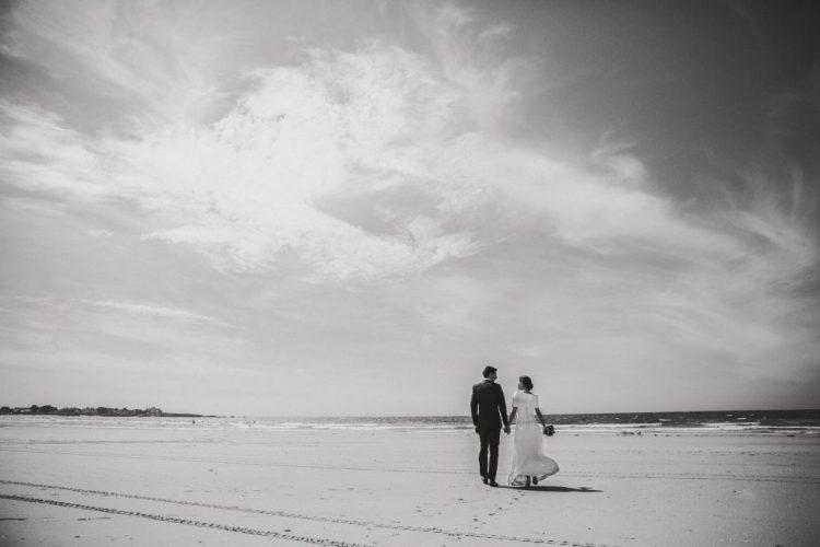 Photo de couple Penhors à 20mn de quimper