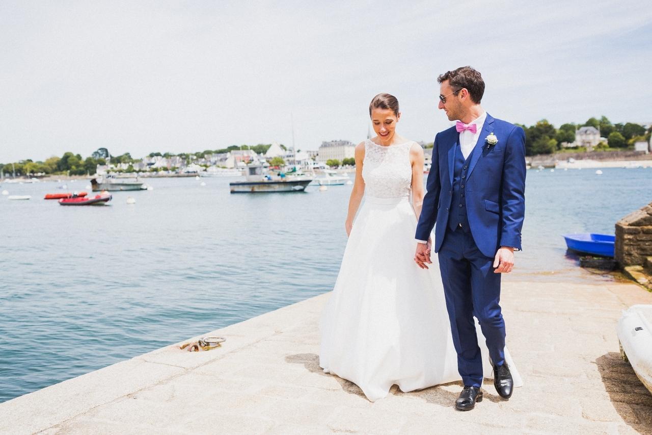 photos de couples à Sainte Marine
