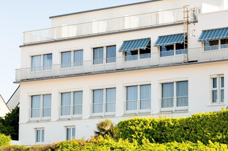 Reportage photo pour l'hôtel le roi Gradlon à Audierne