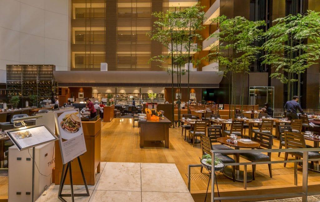 Japan Intercontinental Hotel The Strings Luxury In