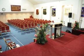Tottenham Tabernacle Auditorium 5
