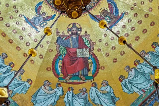 181211_Kuppel-Aachener-Dom_Jesus