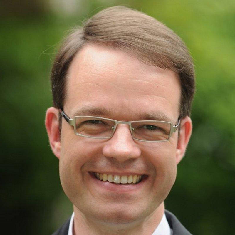 Pfarrer Andreas Süß