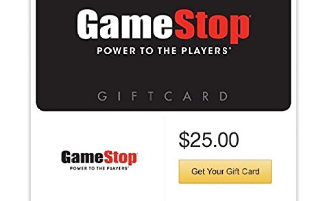 Gamestop Gift Cards E Mail Delivery Top Toys For