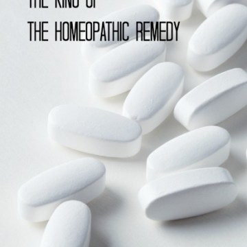 Where I Reveal The King of The Homeopathic Remedy