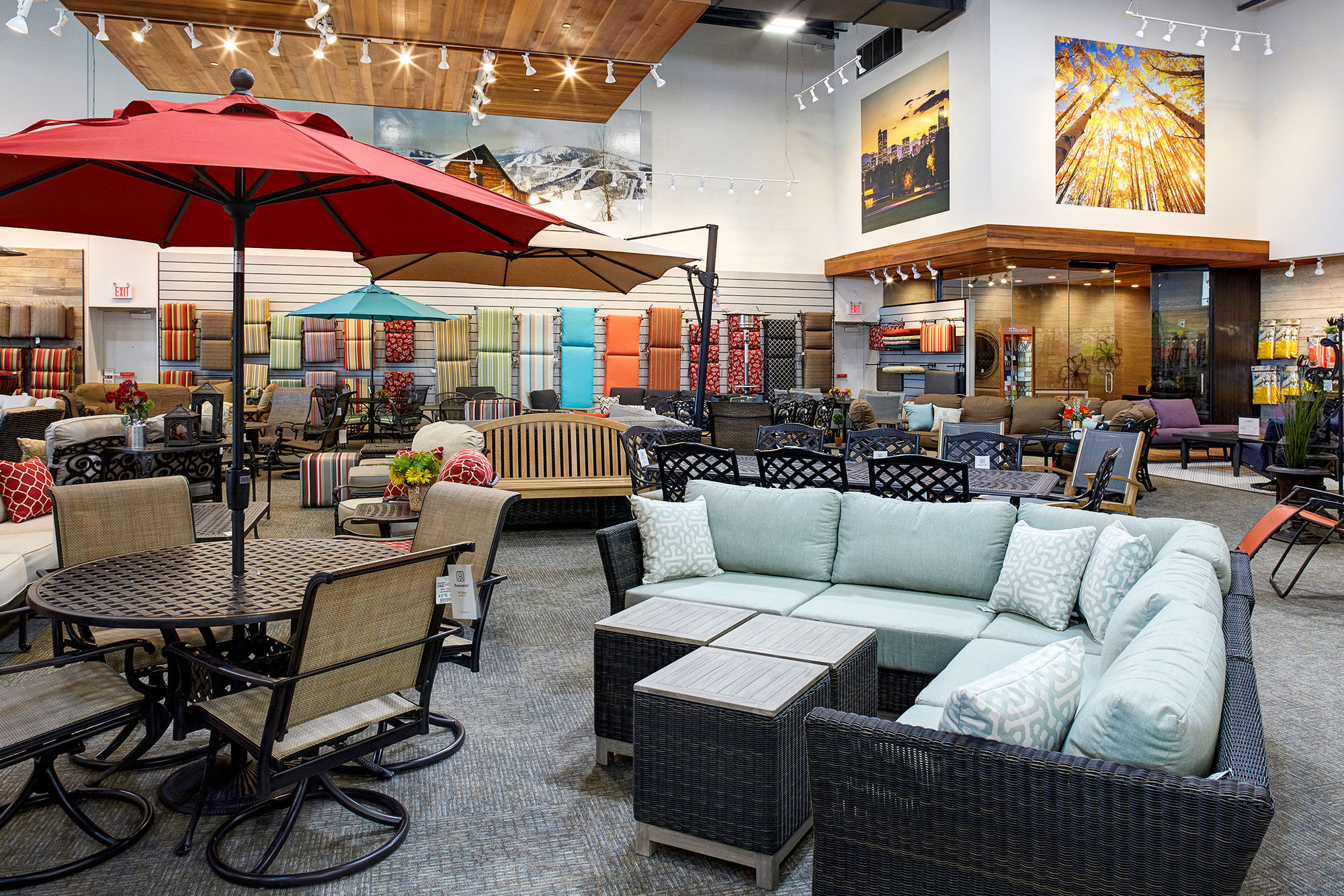 patio furniture christy sports