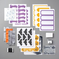 2018 Frights and Delights Paper Pumpkin kit refill