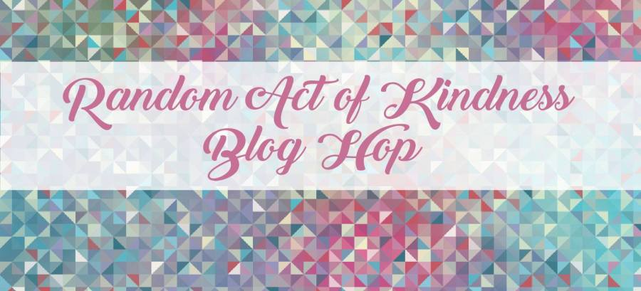 Random Act of Kindness Blog Hop banner