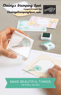 View and Download button for the 2020 Stampin' Up! Beginner Brochure PDF.