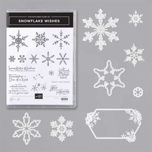 Shop now link for the Snowflake Wishes Bundle in Christy's Online Store