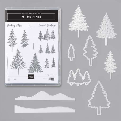Shop now link to the In The Pines Bundle in Christy's Online Store
