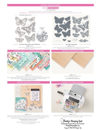 Butterfly Bouquet Collection PDF link