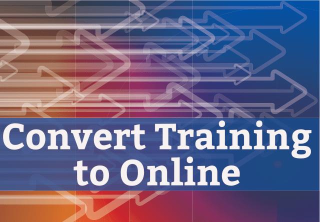 Convert Training to Online