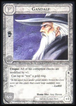 Gandalf. SATM