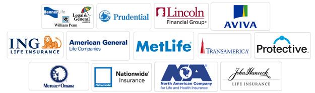 Life Insurance Company logos