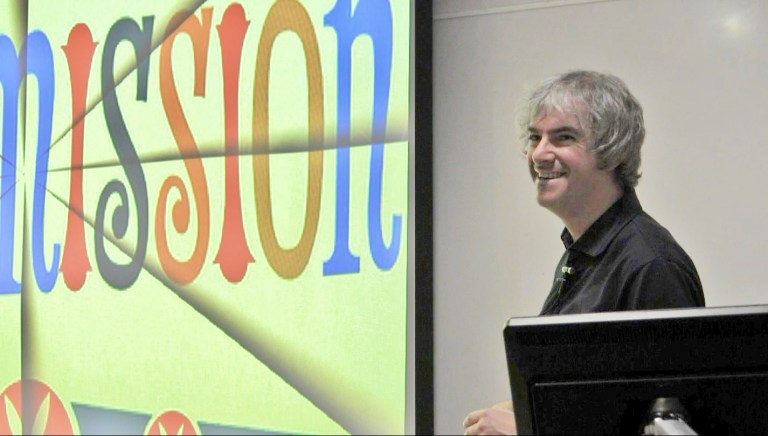 Presenting at PhysioUK Evening Lecture, Southwark, London November 2014