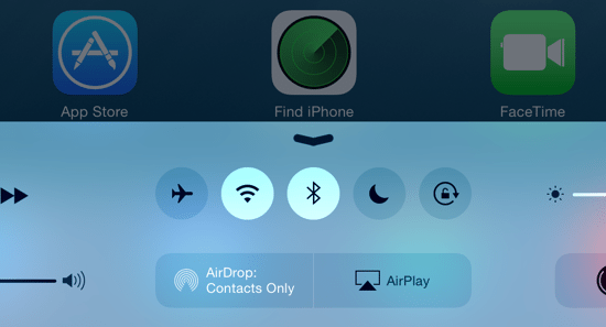 AirDrop Enabled iOS
