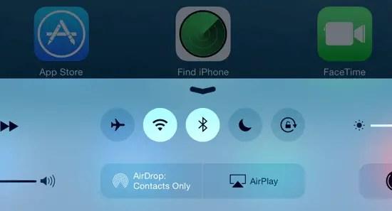 AirDrop Enabled iOS