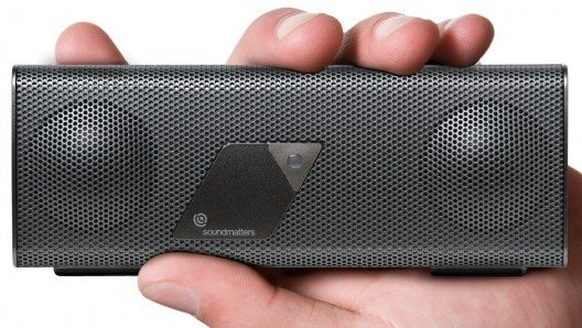 Soundmatters FoxL v2 Bluetooth portable speakers