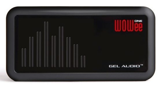 Wowee One portable speakers