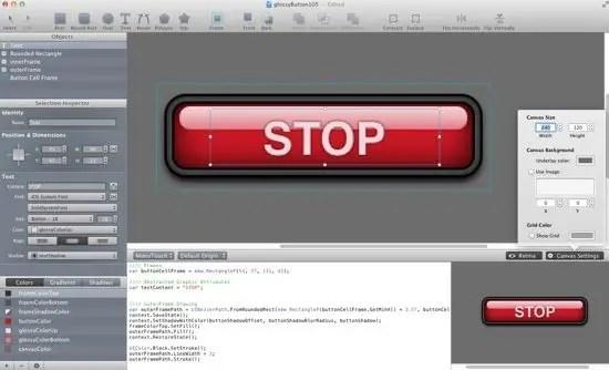 PaintCode Screenshot