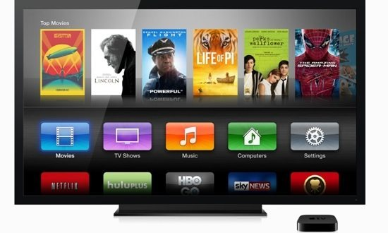 The Apple TV