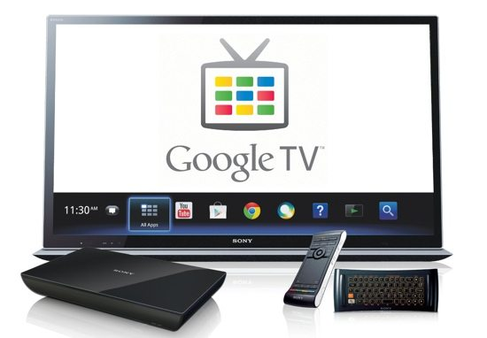 Sony's Google TV player