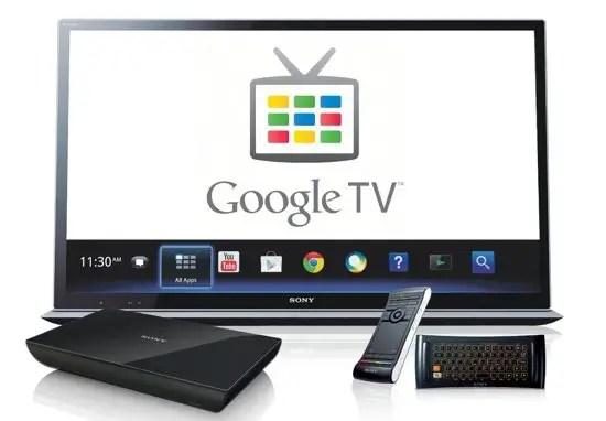 Sony's Google TV player