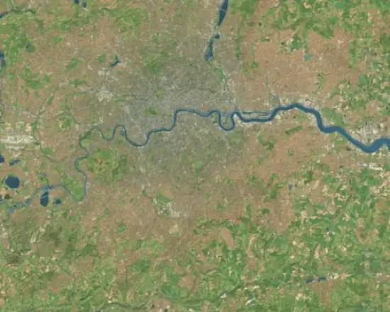 Maps - satellite view