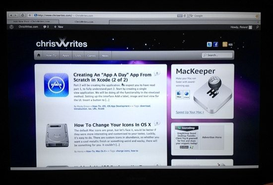 How to Screen Share Your Mac On Your TV in Lion With AirParrot