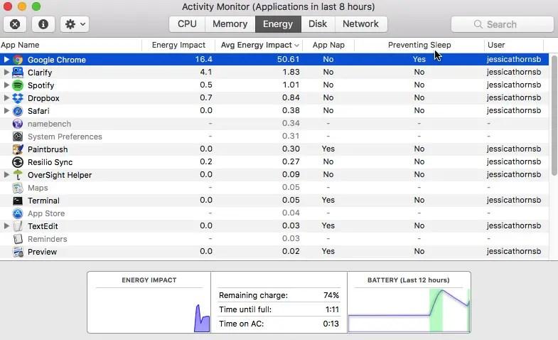 Mac refusing to sleep? Figure out what's keeping macOS awake