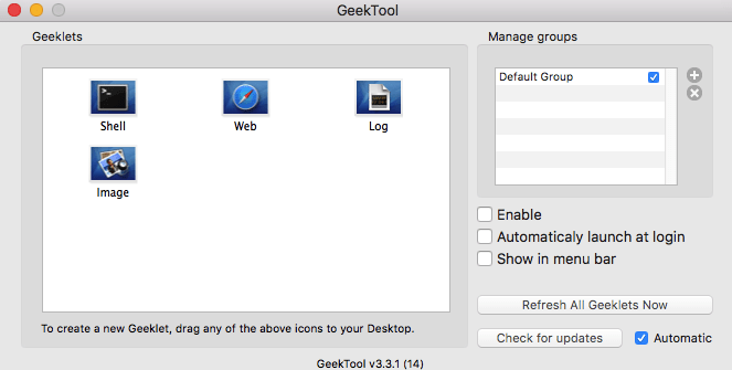 geektool-interface