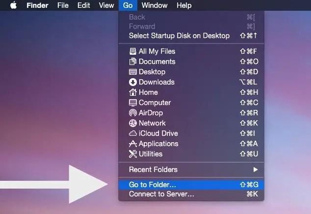 temporary files on mac os x