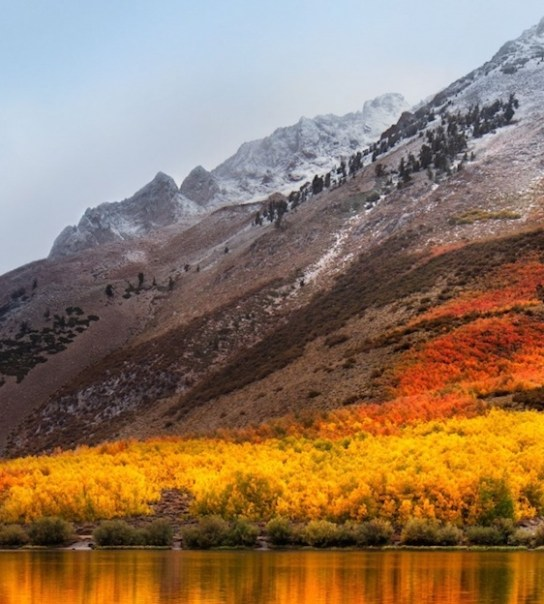 MacOS High Sierra available for download in 10 days - ChrisWrites com